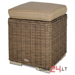 Pufas Trivento 2 vnt , Brown